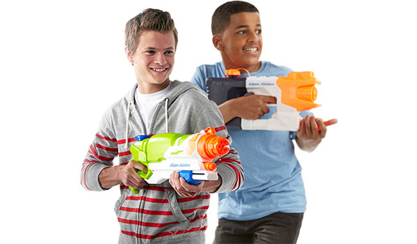 FREE Nerf Products for referring friends (US)