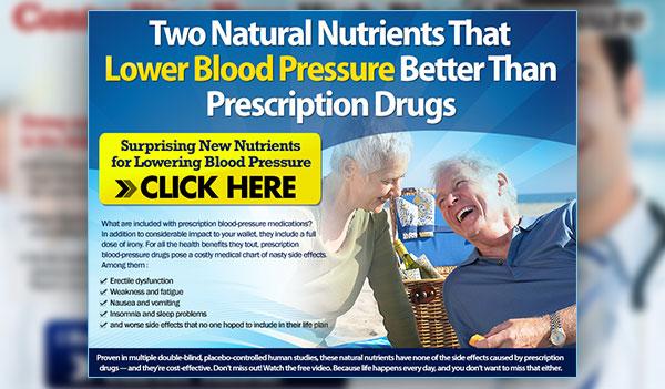 Striction BP – Blood Pressure Solution (US)