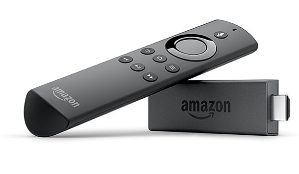 All-New Fire TV Stick With Alexa Voice Remote -Streaming Media Player