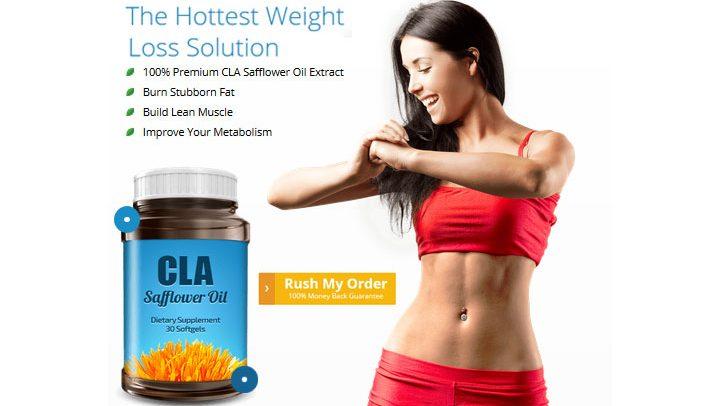CLA Safflower Oil Fat Burner (US, CA, UK & IE Only)