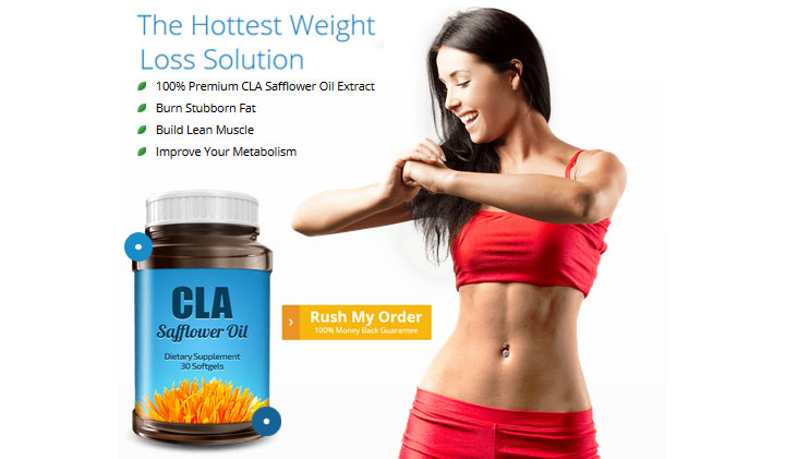 CLA Safflower Oil Fat Burner (US, CA, UK & IE Only)