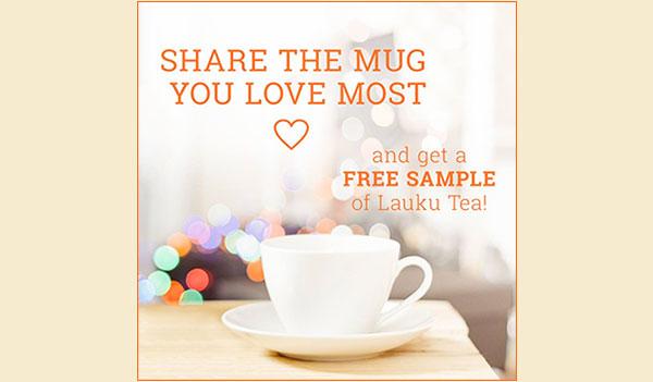 FREE Lauku Tea Sample (US)