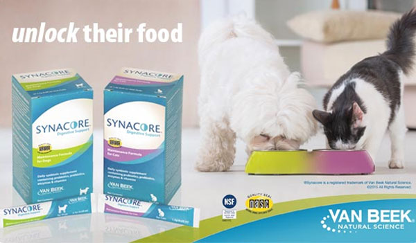 FREE Synacore Probiotic Sample For Your Pet (US)