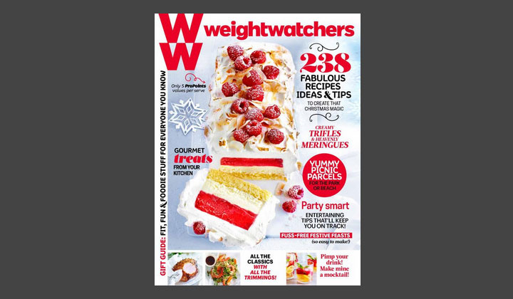 FREE Weight Watchers Magazine Subscription (US Only)