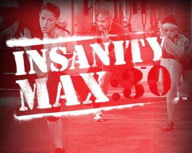 Beachbody Insanity Max 30 Workout Program (UK)