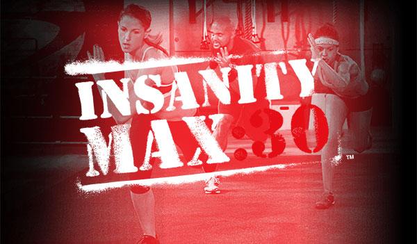 Beachbody Insanity Max 30 Workout Program (UK)