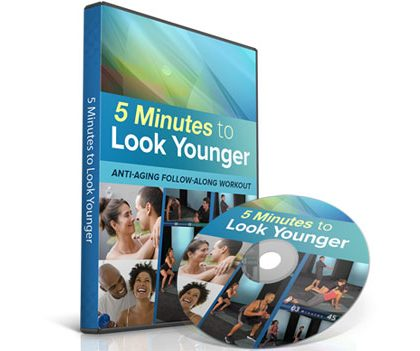 FREE Anti-Aging Workout DVD (US)