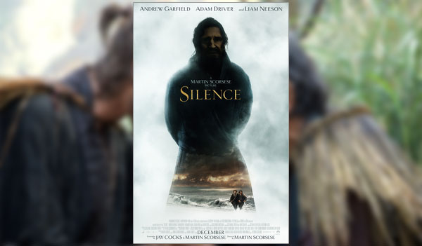 2 FREE Silence Movie Tickets (US)