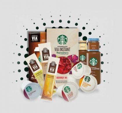 FREE Starbucks Samples