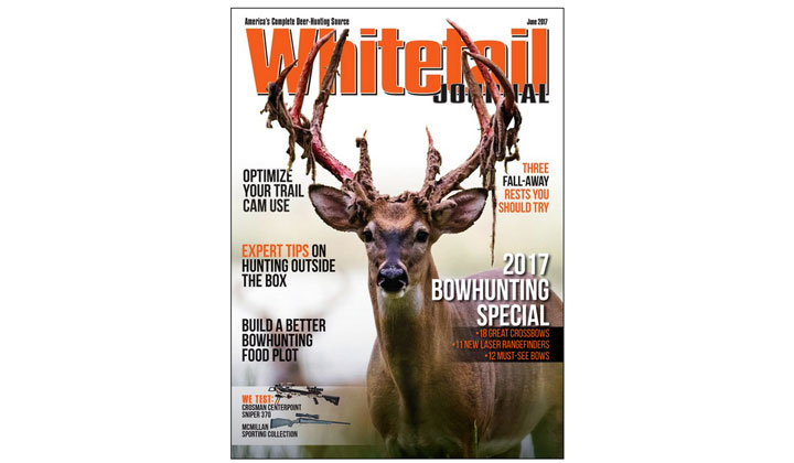 FREE Subscription to Whitetail Journal Magazine (US Only)