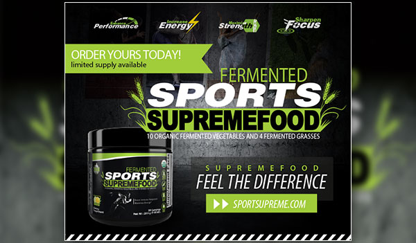 Fermented Sports Supremefood (US, UK, CA, MX)