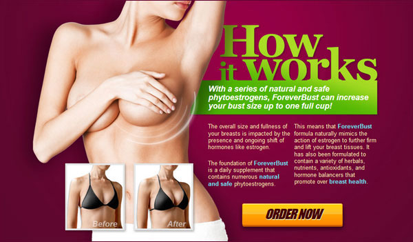 Forever Bust – Breast Augmentation 14-day Trial (US)