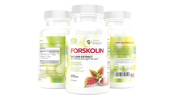 Forskolin Trial – Burns Belly Fat Fast (US, CA)