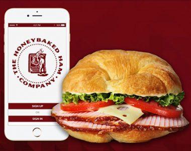 FREE Ham Classic Sandwich at Honeybaked Ham W/App Download (US)