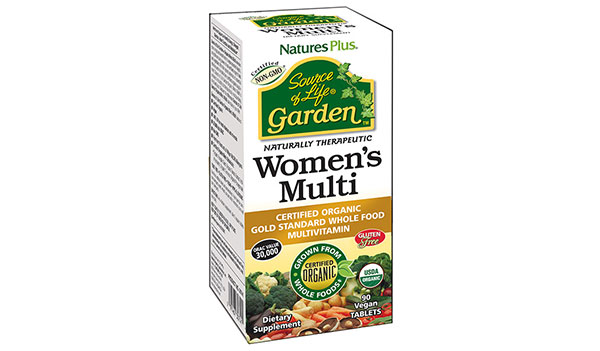 FREE Source of Life Garden Women's Multi Sample from Nature's Plus (US)