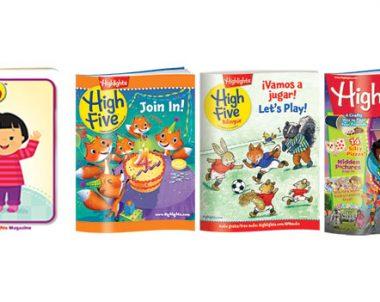 3 FREE Highlights Magazine Coupon Code (US)