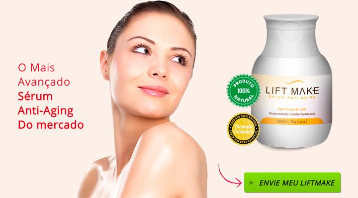 Lift Make – Natural Anti Aging Serum (BR Only)