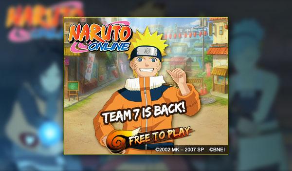 Naruto MMORPG Game