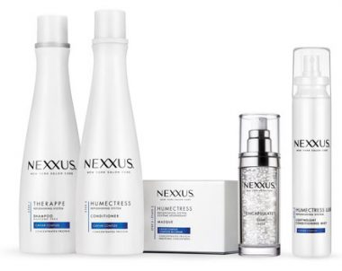 FREE Nexxus Shampoo Coupons and Samples (US)