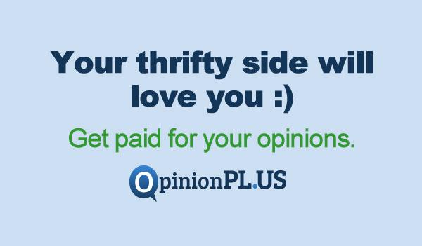 OpinionPlus – Online Paid Surveys (CA)
