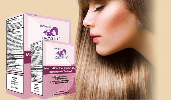 Provillus Hair Loss Treatment Intl