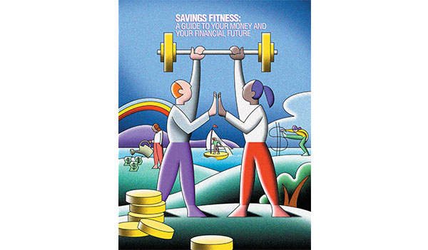 FREE Copy of Savings Fitness Booklet (US)