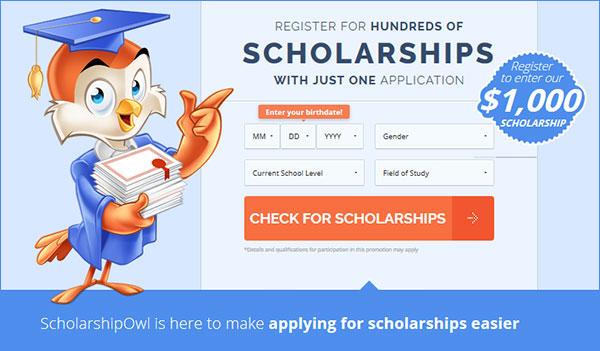 Scholarship Owl