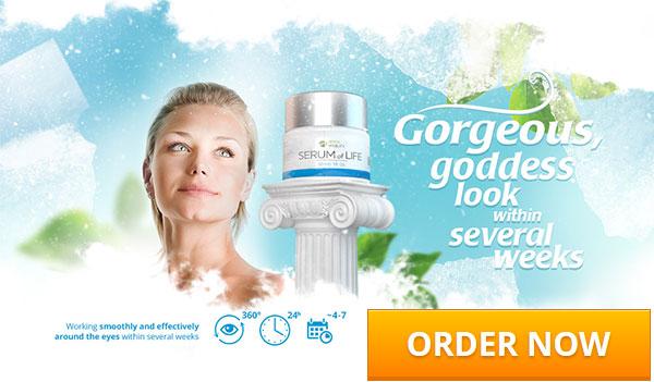 Serum of Life Wrinkle Cream (US & CA)