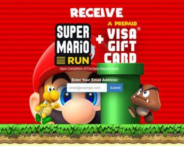 Super Mario Run – One Field (US)