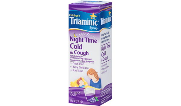 Triaminic Printable Coupon – Free Cough Medicine for Kids (US)