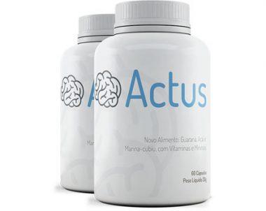 Actus Brain Supplement (BR)