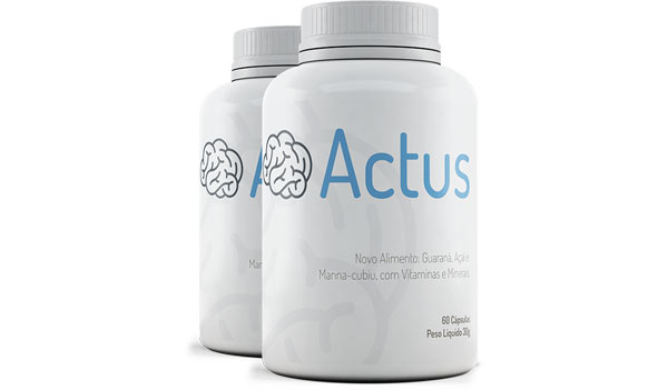 Actus Brain Supplement