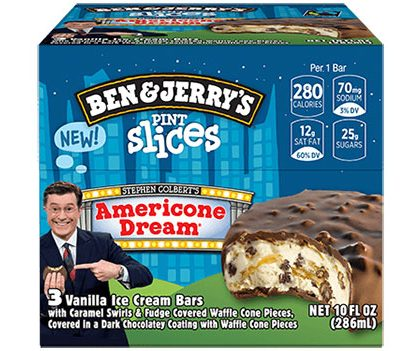 Ben & Jerry's Coupon and Slices (US)