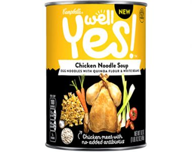 FREE Campbell's Well Yes Soup at Kroger (US)