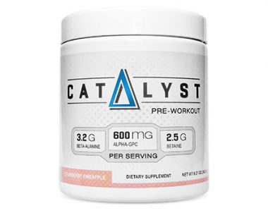 FREE Catalyst Pre-Workout Supplement from Momentum Nutrition (US)