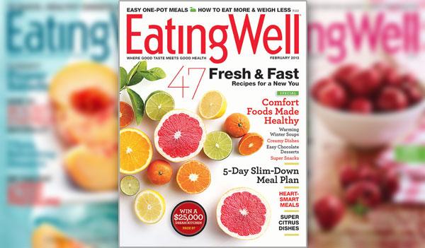 FREE EatingWell Magazine Subscription (US)