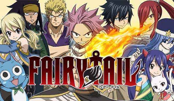 FREE Fairy Tail Season 101