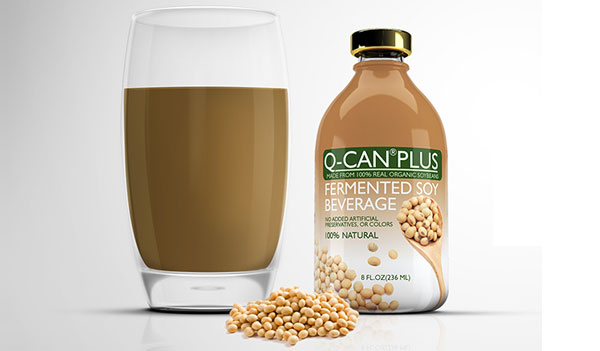 FREE Fermented Soybean Drink Sample from QCAN Plus (US)