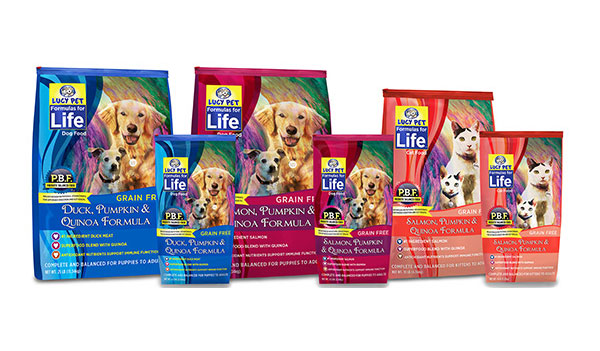FREE Formulas for Life Samples from Lucy Pet Products (US)