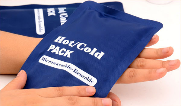FREE Hot/Cold Pack from Cleveland Clinic (US)