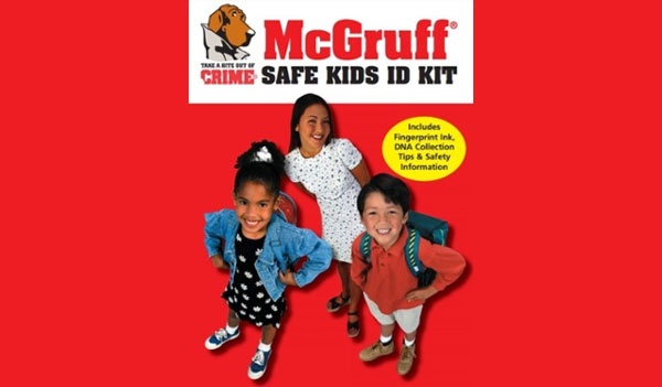 FREE McGruff Safe Kit Today (US & CA)