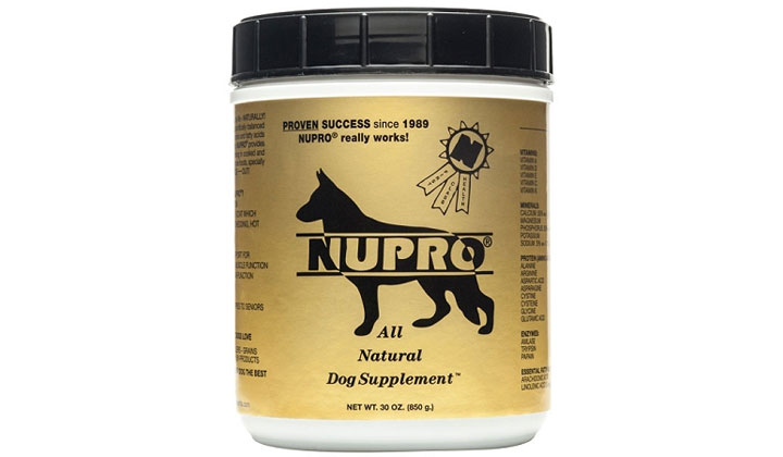 FREE Nupro All Natural Dog Supplements Sample (US Only)