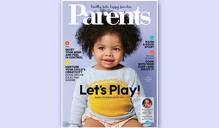FREE Parents Magazine Subscription (US Only)