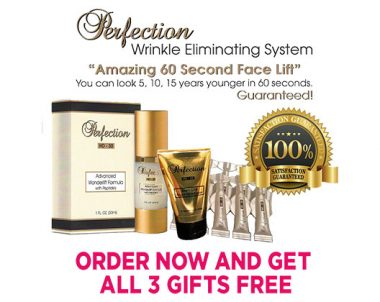 FREE Sample of Perfection Hd30 Anti-Wrinkle Cream (US)
