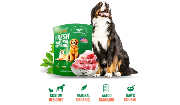 FREE Sample of Top Dog Dinners!