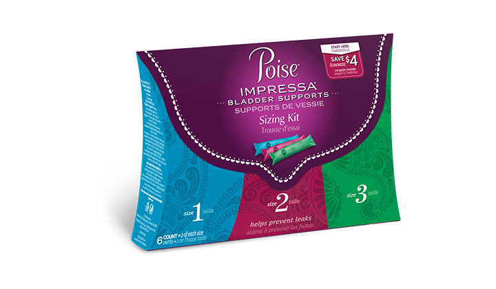 Free Poise Coupons