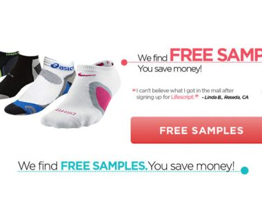 FREE Sock Samples (US Only)