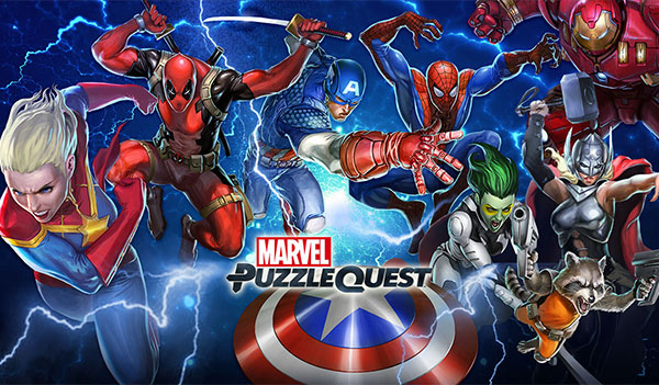 MARVEL Puzzle Quest – iPhone (US)