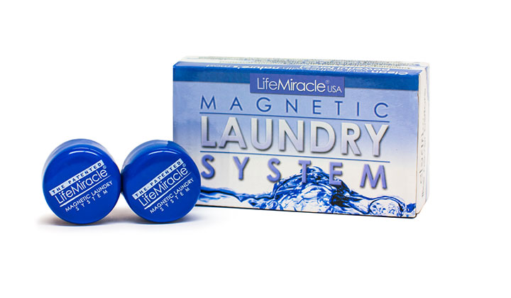 Magnetic Laundry System: Buying Chemical Laundry Detergents For Your Entire Life