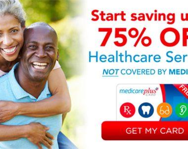 Medicare Plus Card – Free Savings Card (US Only)